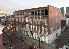Witte de Withstraat 50 - Witte de Withstraat 50 - Rotterdam Architectuurprijs