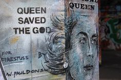 Queen saved the God