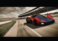 Harshad S Tank: Ferrari XOANA hyper car for 2025