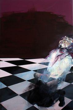 Paintings by Regina Nieke My Amp Goes To 11:Twitter|Instagram