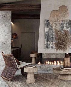 Wabi Sabi, Casa Cook, Interior Architecture, Interior Design, Natural Interior, Industrial Interiors, Rustic Style, Survival, New Homes