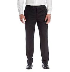 Lauren Ralph Lauren® Men's Suit Separates Tux Flat Front Pants