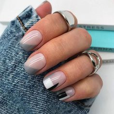 50 Simple Summer Square Acrylic Nails Designs In 2019 These trendy Nails ideas would gain you amazing compliments. Check out our gallery for more ideas these are trendy this year. Square Acrylic Nails, Square Nails, Short Nail Designs, Acrylic Nail Designs, Shellac Designs, French Tip Nail Designs, Square Nail Designs, Simple Nail Designs, Stylish Nails