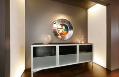 Modern Penthouse by Benning Design Associates