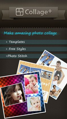 Collage photos on Android phone