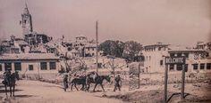 Belchite, tras la batalla