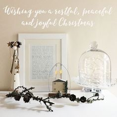 Sending you love and light this Christmas Day whether this is the most exciting time of year for you or its full of difficulties and challenges I hope you can find rest peace and joy xx