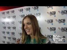 SUNSET SONG interview with Agyness Deyn at BFI LFF - YouTube