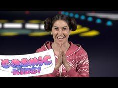 Star Wars   A Cosmic Kids Yoga Adventure! - YouTube