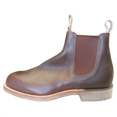 85b57227af4 RM Williams Gammon Work Boot £269.95. RM Williams Gammon work boot in Vesta  leather