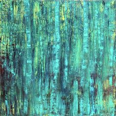 mia tarducci henry pittsburgh based oil painter associated artists abstract landscapes waterscapes large scale new york Abstract Landscape, Abstract Art, Amazing Art, Awesome, Oil Painters, Art Boards, Art Photography, My Arts, Artsy