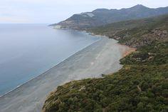 Plage de Nonza - Cap Corse