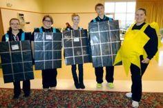 Solar panels and sun. ACGC-Costume-Contest-Fall-Summit-300x200