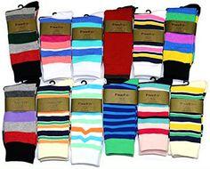 Fine Fit Men's Stripe Colorful Cotton...