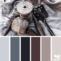 Minus the far left possibly remove the 2nd to last as well and add the perfect deep rich burgundy