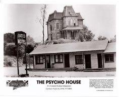 Universal Studios PSYCHO house
