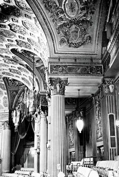 The Most Beautiful Old Movie Palace in Brooklyn, Back From the Brink. Photo courtesy of Theatre Historical Society of America Washington Heights, Abandoned Castles, Vulture, Coney Island, Silent Film, Film Stills, Historical Society, Old Movies, Movie Theater