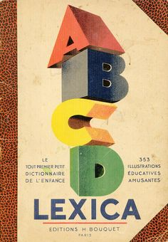 Lexica book cover