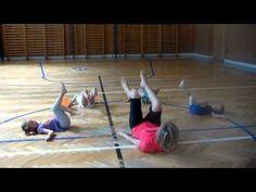 Cvičení pro děti v MŠ - YouTube