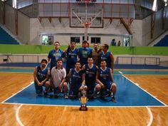 2do lugar baloncesto