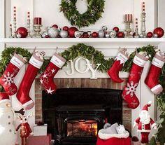 80 Christmas Home Decorating Ideas to Bag Complements Entire Holiday Season