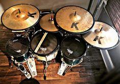 Drums Artwork, Drums Studio, Best Drums, Metal Drum, How To Play Drums, Drum Kits, Music Stuff, Music Instruments, Drummers
