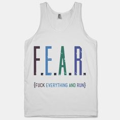 #fear #fuckeverything #run #funny