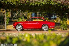 Alfa Romeo Giulia GT Junior Laterale