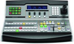 Blackmagic Design ATEM 1 M/E Broadcast Panel. Professional panel. Enables you to have full control over the switcher, cameras, transitions, keyers, fader, DVE control, etc. Designed to fulfill requirements of 24/7 production environments. Features high quality buttons, knobs, and controls for an easy operation with a professional outcome. Connection using an Ethernet cable. Includes a loop thru connection for more than one panel or computer. Live Event AV