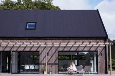 Income Property, Modern Barn, Grand Designs, Outdoor Spaces, Interior And Exterior, House Plans, Pergola, House Design, Inspiration