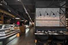 KNRDY by suto interior architects #architecture #restaurant