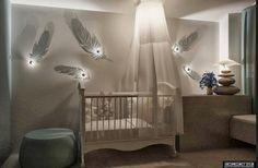 Интерьер комнаты для новорожденного малыша | Sweet home