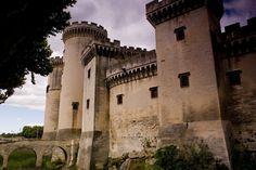 Tarascon Castle, Provence, France