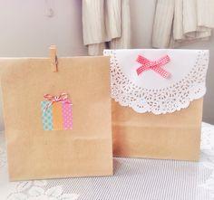 Jac's Birthday and Vivian's Christmas gift wrapping