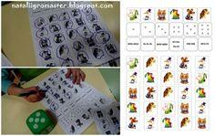 Как можно использовать игральные кубики с точками на занятиях по математике с дошкольниками. Воспитателям детских садов, школьным учителям и педагогам - Маам.ру