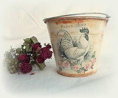 agir / Nádoba Planter Pots, Canning, Handmade, Hand Made, Home Canning, Conservation, Handarbeit