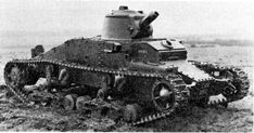 British Tanks of the Interwar Years - Infantry Tank Matilda Mk I