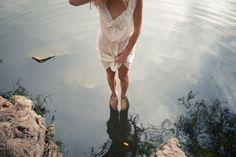 Sage by Dusty Knapp / Pixelvice http://dusty.im #whitedress #bridal #photoshoot…