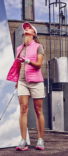 Play ball! The Bogner Sport Golf 2016 collection is filled with vibrant, excited pieces to get you in the game.