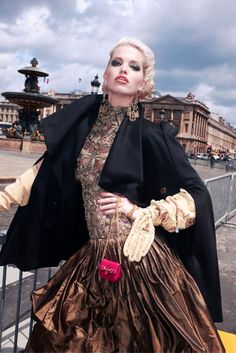 The Baroque style in clothes