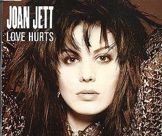 "Joan Jett - Love Hurts - 12"" single - 1990 | eBay"