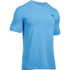 Under Armour Men s Charged Cotton Sportstyle Left Chest Logo T-shirt Under  Armour Men 363abed36272a
