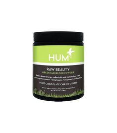 11 Beauty Supplements Editors Can't Stop Raving About Hum Nutrition Raw Beauty Green Superfood Powder Supplements For Anxiety, Anti Aging Supplements, Weight Loss Supplements, Green Superfood, Superfood Powder, Diets That Work, Acne Solutions, Mint Chocolate Chips, Best Diets