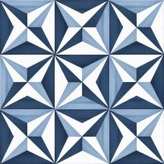 Gio Ponti tiles http://decdesignecasa.blogspot.it