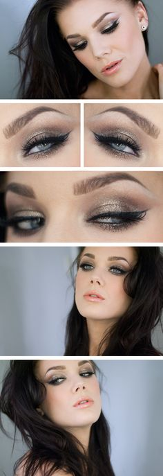 Linda Hallberg ... I just think this looks so sex and sultry perfect for a night out or if you just want to grab some extra attention.