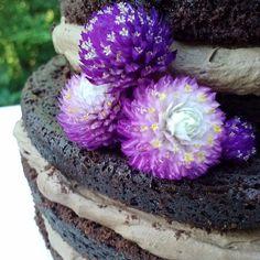 #Vegan #ChocolateCake #OrganicCake #ChocolateMousse #Organic #CustomCake #ChocolateArt #CakeArtist #AprillaCakesOfMaine #Purple #Flowers #WhippedGanache #Pastry #PastryChef #MaineMade #MadeInMaine #MaineWedding #Chocolate #DessertPorn #Foodporn #CakePic #ItalianBaking