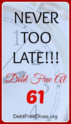Jeff Ehrlich of the DebtFreeSquad.com and his wife didn't complete their debt free journey until the age of 61. He reminds us that debt freedom is possible at any age or stage of life. Getting out of debt is part dedication and part motivation. Tune in an