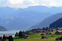 Near Einsiedeln - Einsiedeln, Schwyz