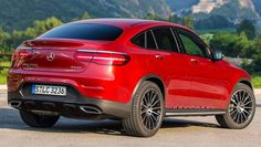 Mercedes-Benz GLC Coupe 2016 review   first drive   CarsGuide