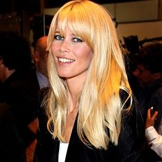 Healthy- youthful-beautiful- hair- trend- trending- beauty- new- looks- gorgeous- hairstyles- long- short- hairs- hair style- claudia schiffer- bangs- blonde- bombshell- smooth- smooth hair- shiny- shiny hair- hair goals- polished- polished hair- celebrity- red carpet- hollywood- california- california hair- sunkissed- sunkissed hair- dark roots- summer- summer hair- beach- beach waves
